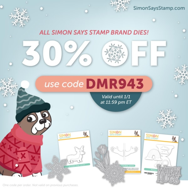 SImon Says Stamp All Dies 30 Off