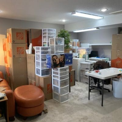 State of my Craft Room and Craft Sales Update