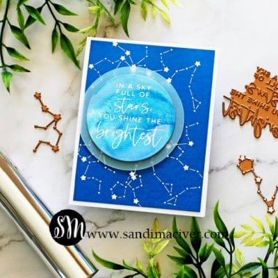 Spellbinders Celestial Zodiac Collection