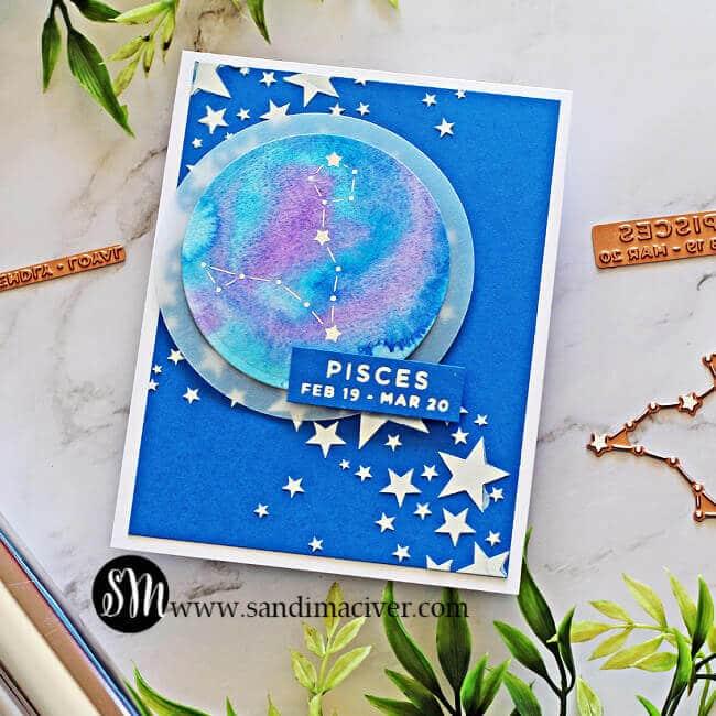 Spellbinders Celestial Zodiac Collection