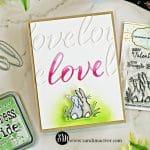 Colorado Craft Company Snuggle Bunny Love 3