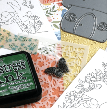 Gnome card kit products