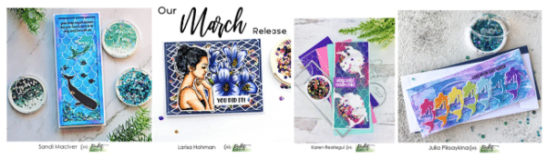 Picket Fence Studios March Release