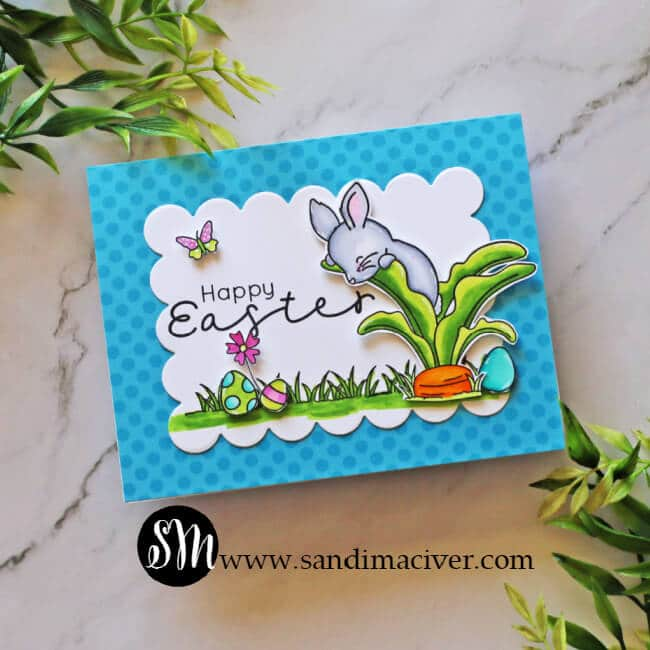 Simon Says Stamp Bunny Blessings Easter Cards 1