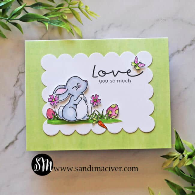 Simon Says Stamp Bunny Blessings Easter Cards 2