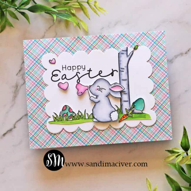 Simon Says Stamp Bunny Blessings Easter Cards 3