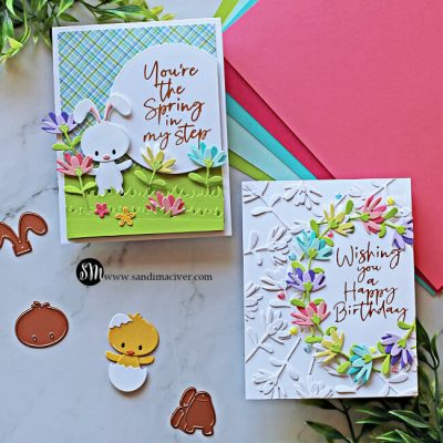 Spellbinders March Blog Hop
