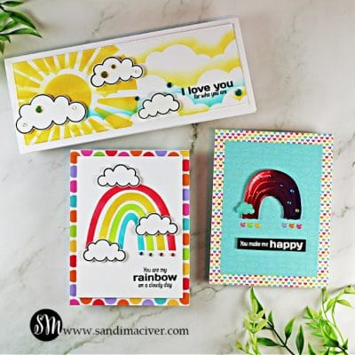 Simon Says Stamp June Card Kit